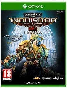 XBOX1 WARHAMMER 40,000: INQUISITOR - MARTYR