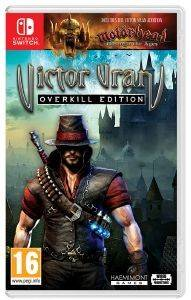 NSW VICTOR VRAN - OVERKILL EDITION
