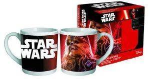 STAR WARS - CHEWBACCA 330ML PORCELAIN MUG (B018GISPAE)