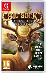 NSW BIG BUCK HUNTER ARCADE