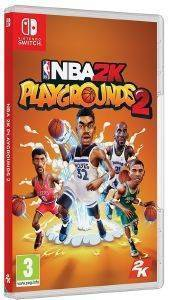 NSW NBA 2K PLAYGROUNDS 2