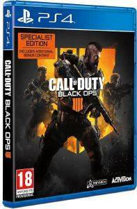 PS4 CALL OF DUTY: BLACK OPS 4 SPECIALIST (EU)
