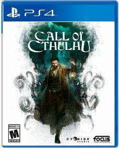 PS4 CALL OF CTHULHU (EU)