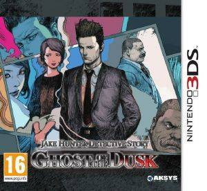 JAKE HUNTER DETECTIVE STORY:GHOST OF THE DUSK 3DS