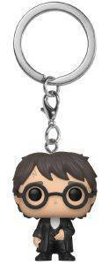 FUNKO POCKET POP! HARRY POTTER - HARRY (YULE BALL) KEYCHAIN (889698422574)