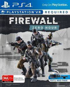 PS4 FIREWALL ZERO HOUR