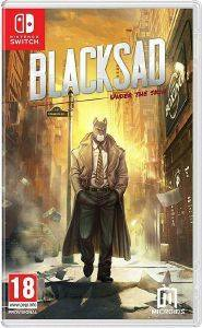 NSW BLACKSAD: UNDER THE SKIN - LIMITED EDITION