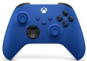MICROSOFT XBOX SERIES WIRELESS BLUE CONTROLLER
