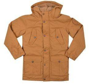 ΜΠΟΥΦΑΝ ΜΑΚΡΥ LEVIS  MANTEAU SHERPAR NK44007 COPPER BROWN