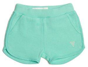 ΣΟΡΤΣ GUESS KIDS RUNNING PANT CORE A81Q05 K5WK0-SFGR ΠΡΑΣΙΝΟ ΑΝΟΙΧΤΟ