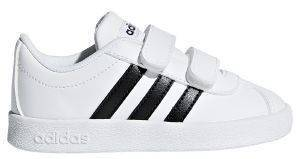 ΠΑΠΟΥΤΣΙ ADIDAS PERFORMANCE VL COURT 2.0 CMF ΛΕΥΚΟ