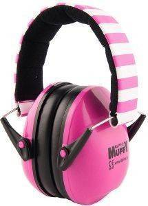 ΩΤΟΑΣΠΙΔΕΣ ALPINE HEARING PROTECTION MUFFY KID PINK-ΡΟΖ
