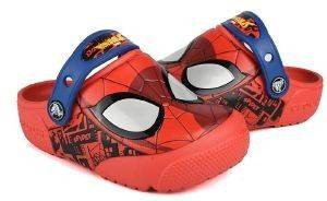 ΠΑΙΔΙΚΗ ΣΑΓΙΟΝΑΡΑ CROCS FUNLAB SPIDERMAN LIGHT CLOGS K FLAME