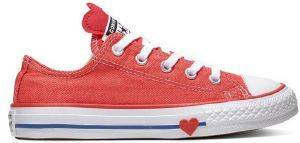 ΠΑΠΟΥΤΣΙ CONVERSE CHUCK TAYLOR ALL STAR OX 363706C ΚΟΚΚΙΝΟ