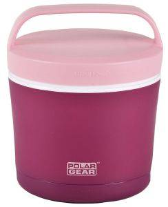 ΘΕΡΜΟΣ ΦΑΓΗΤΟΥ POLAR GEAR LUNCH BOWL 500ML BERRY