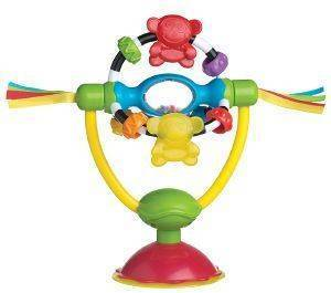 PLAYGRO HIGH CHAIR SPINNING TOY 6Μ+