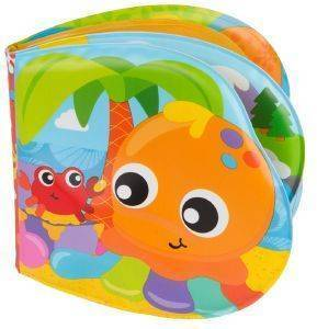 ΠΑΙΧΝΙΔΙ ΜΠΑΝΙΟΥ PLAYGRO SPLASHING FUN FRIENDS BATH BOOK 6M+
