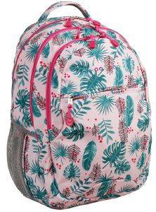 ΤΣΑΝΤΑ ΠΛΑΤΗΣ JWORLD NEW YORK CORNELIA - 116 PALM LEAVES