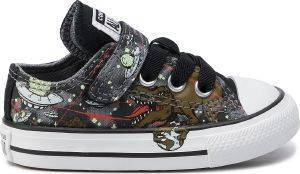 ΠΑΠΟΥΤΣΙ ΧΑΜΗΛΟ CONVERSE ALL STAR CHUCK TAYLOR  1V 765394C INTERSTELLAR DINOS