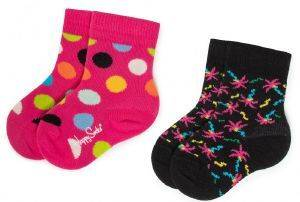 ΚΑΛΤΣΕΣ HAPPY SOCKS BIG DOT SOCKS KBDO02-9300 2TMX (EU: 24-28)