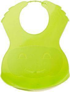 ΣΑΛΙΑΡΑ THERMOBABY PLASTIC BIB ASSORTED THER ΠΡΑΣΙΝΟ