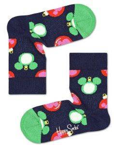 ΚΑΛΤΣΕΣ HAPPY SOCKS KIDS DISNEY BAUBLELICIOUS SOCK KDNY01-6500 ΜΑΥΡΟ/ΠΟΛΥΧΡΩΜΟ (EU:28-31)